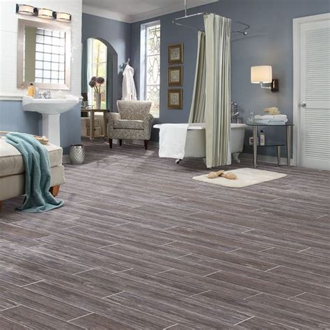 is wood look tile trendy wood look tile is a new exciting trend combining the