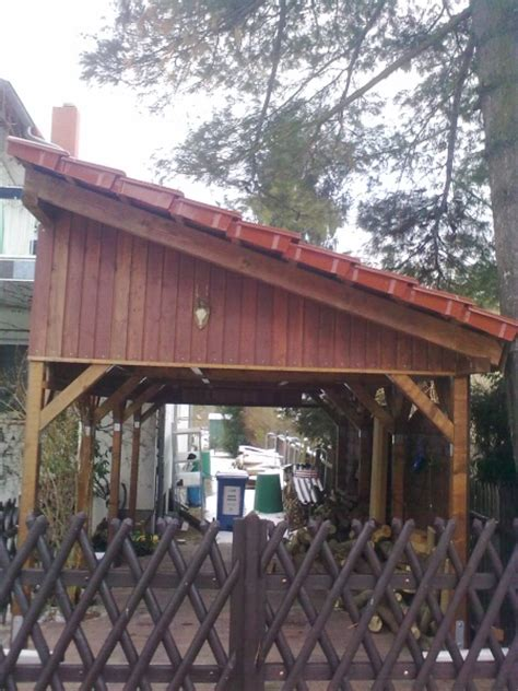 dach carport carport dach welche dachformen gibt es