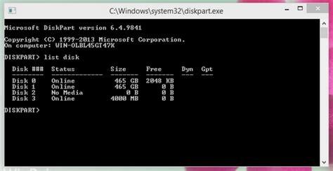 Ganti Disk setting usb untuk install windows pakai cmd caracarakamu
