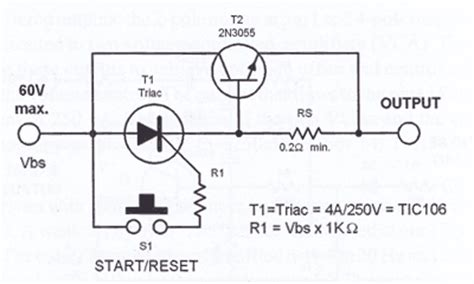 dc electronic fuse