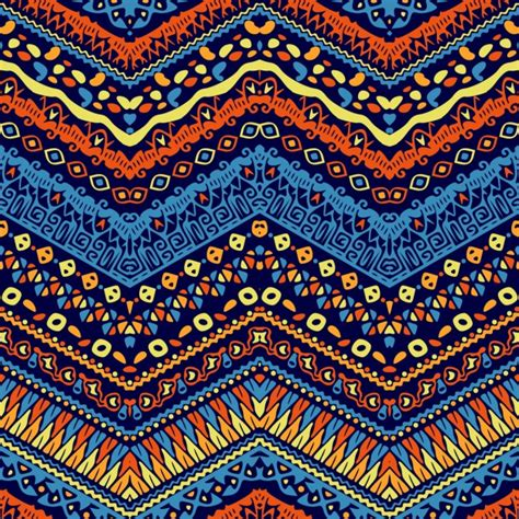 ethnic pattern svg cute hand drawn ethnic pattern vector free download