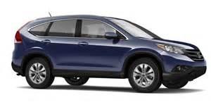 Honda Cr V Colors Select A Model