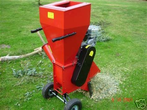 garten schredder new 6 5 hp powerfull garden shredder chipper mulcher ebay