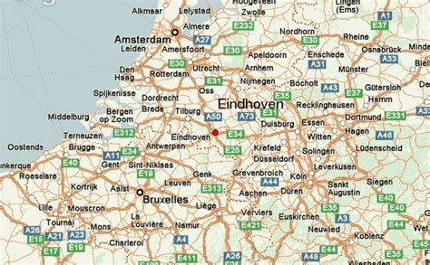 netherlands map eindhoven eindhoven location guide