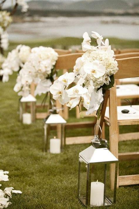 wedding ceremony aisle decorations diy 17 best images about aisle pew decor on aisle decorations silk petals and