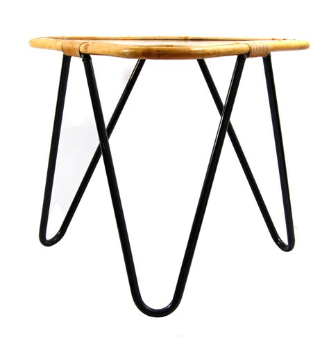Smile Triangle Teak by Table Basse Vintage Triangle Ezooq