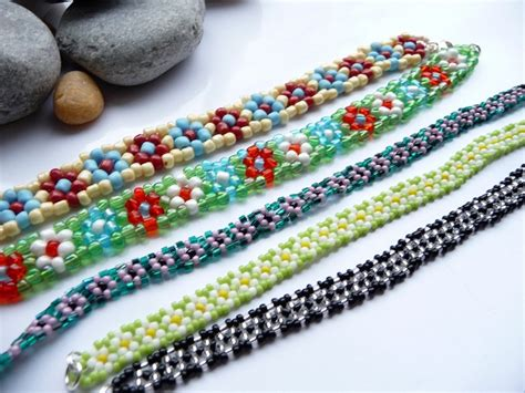 seed beads guide patterns