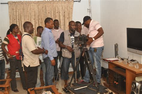Mba Crew by Funke Akindele Joseph Benjamin Are Quot Married Quot In New