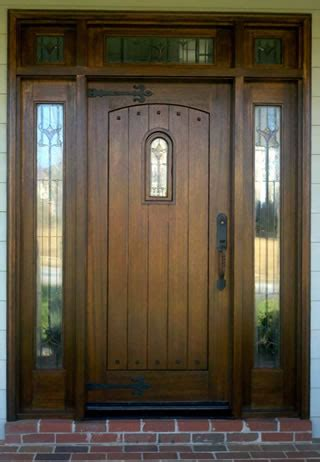 refinish exterior best solid wood door and window with wood front door refinishing business cary raleigh
