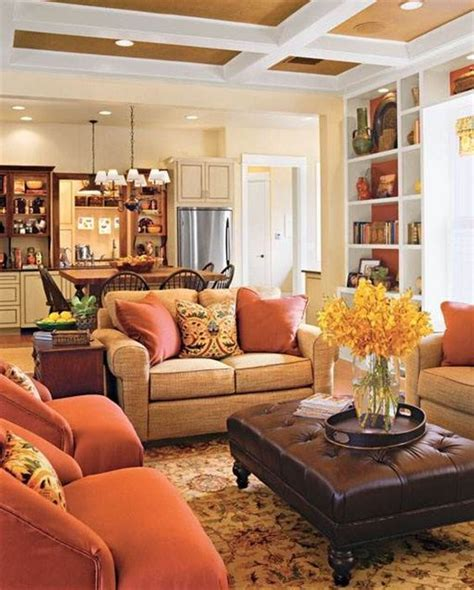 Warm Colors For Living Room Walls by Warm Family Room Colors Family Room Colors For The
