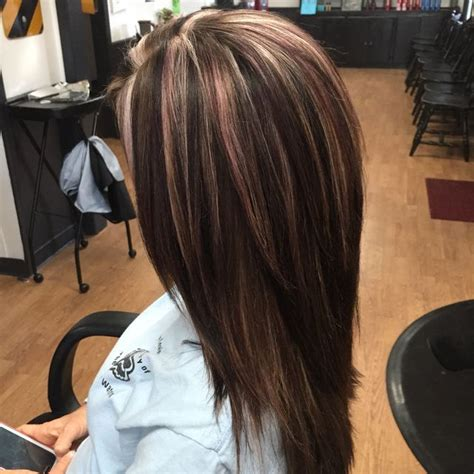 fall highlights for brown hair 1000 ideas about winter hair colors on pinterest fall