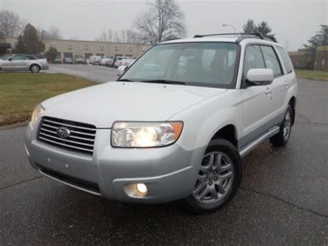 tan subaru forester sell used subaru forester 2 5xs l l bean edition awd