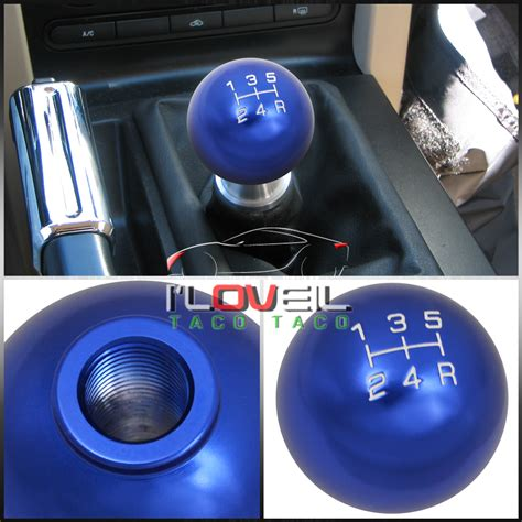 universal m12x1 25 5spd shift knob lever threaded