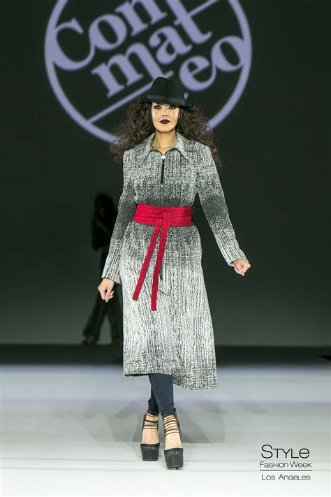 La Fashion Week Day 1 by Style Fashion Week Ignites The Runway At The Pacific