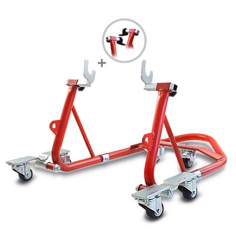 Motorrad Montagest Nder Move montagest 228 nder rangierhilfe f 252 r das hinterrad mover i