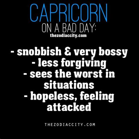 capricorn in bed capricorn zodiac capricorn and bad day on pinterest