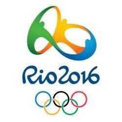 フリーイラスト素材 イラスト オリンピック スポーツ 記号 シンボル マーク 2016年