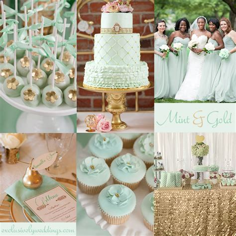 Wedding Mints by Add To Your Wedding With Gold 5 Dazzling