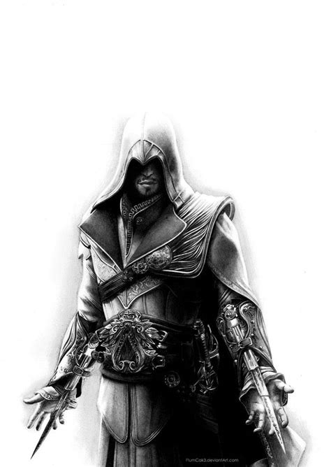 Ezio; Assassin's Creed II, Brotherhood & Revelations | My