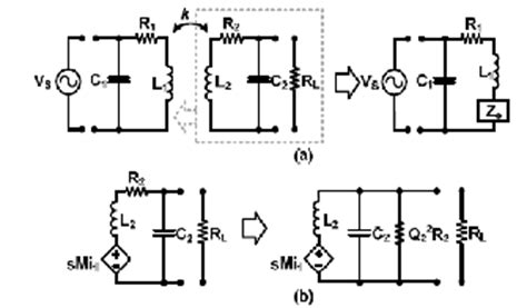 wireless inductor circuit wireless power transfer using resonant inductive coupling for 3d integrated ics