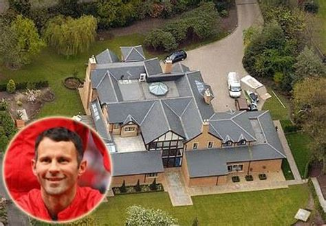 Footballers Cribs by Footballers Cribs 174 On Quot Giggs S House
