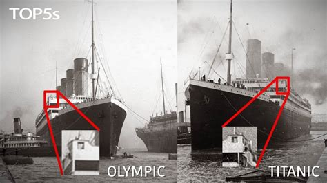 Did Olympic Sink by 5 Mind Blowing Mysteries Myths Conspiracies Surrounding