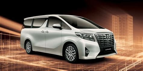 Cover Mobil Indoor Toyota Alphard toyota alphard price spec images reviews 2017 oto