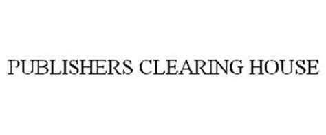Publishers Clearing House International - publishers clearing house trademark of publishers clearing