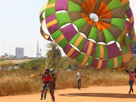 Parasailing in Bangalore   Best Birthday, Anniversary