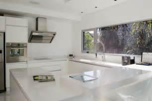 Minimalist Kitchen Design by White Minimalist Kitchen Design Iroonie Com