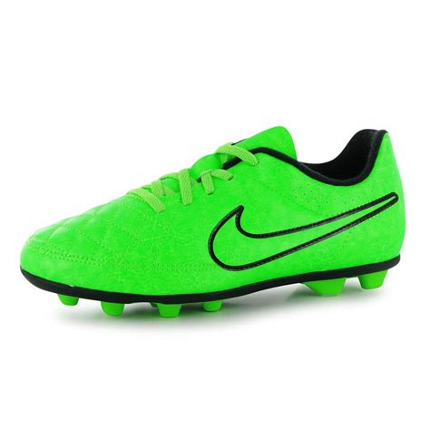 nike shoes for football nike tiempo fg childrens football boots boys
