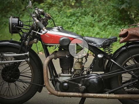 Motorrad Film Klassiker by Imperia 500 Sport 1930 Motorradklassiker Trailer