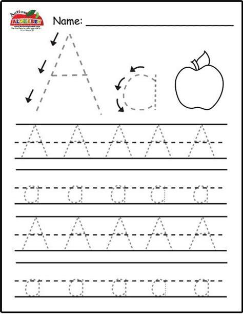 letter a worksheets preschool best 25 preschool worksheets free ideas on