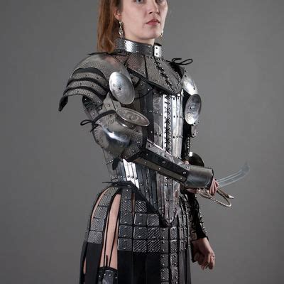 functional etched arm armor set for sale. available in