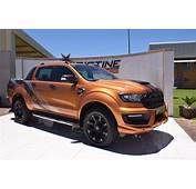 2018 Ford Ranger 32 Double Cab 4x4 Wildtrak