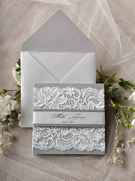 50 S Theme Wedding Invitations by 25 Best Ideas About Grey Wedding Invitations On