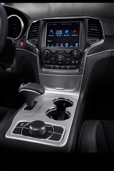 jeep srt 2015 interior jeep grand cherokee srt 2015 autos hoy