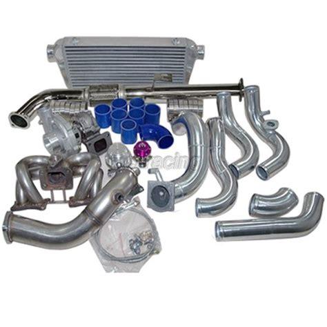 nissan 240sx turbo kit turbo kit for 89 90 nissan s13 240sx with stock ka24e