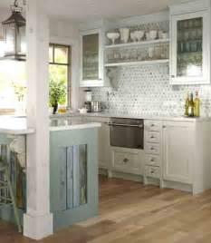 Cottage Kitchen Backsplash by 10 Beach Backsplash Ideas Sand And Sisal