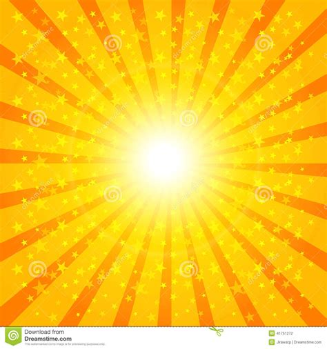 pattern background illustrator free sun sunburst pattern vector illustration stock vector