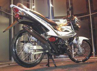 gambar foto kawasaki athlete 125 cc r modifikasi terbaru 2008 2009