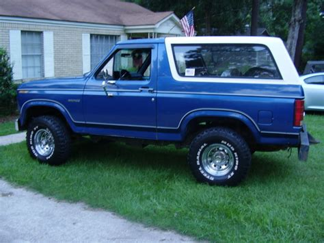1983 Ford Bronco by Marcus45631 1983 Ford Bronco Specs Photos Modification