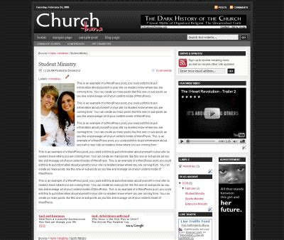 religious templates for blogger free revolution church blogger templates updated