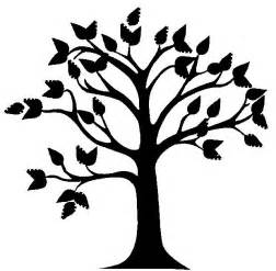 tree outline image cliparts co