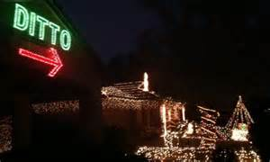 Christmas Lights Meme - ditto tired of trying to compete with her neighbor s