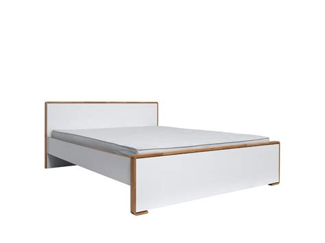 160 Cm Mattress by Loz 160 Bari Bed Black White Modern Furniture Store In United Kingdom