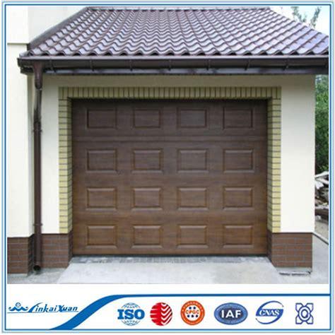 Colours For Garage Doors by Chocolate Color Sectional Garage Door Buy Garage Door