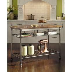 Home Styles The Orleans Kitchen Island Kitchen Carts Kitchen Island Sears