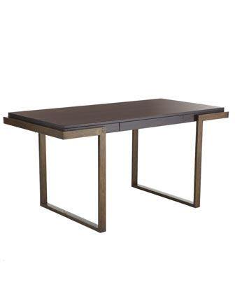 writing desk 60 x 30 999 quot tearah quot writing desk horchow 60 quot w x 30 quot d x 30 quot t
