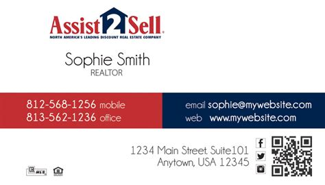 Sell Business Card Templates by Assist 2 Sell Business Cards 11 Assist 2 Sell Business